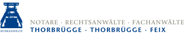 Anwaltskanzlei Thorbrügge, Thorbrügge & Feix Logo