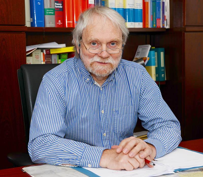 Volker E. Thorbrügge